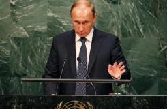 Владимир Путин выступил на Генеральной Ассамблее