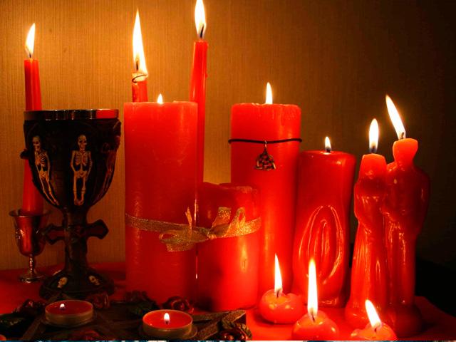 приворот парня на свечи